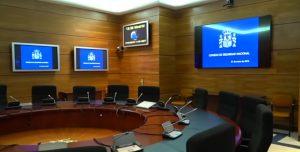 Sala del Consejo de Seguridad Nacional